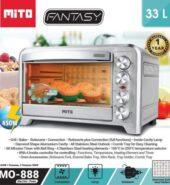 MITOCHIBA Oven Listrik FANTASY 33 Liter MO-88