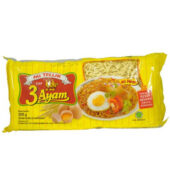 Mie Telur Cap 3 Ayam